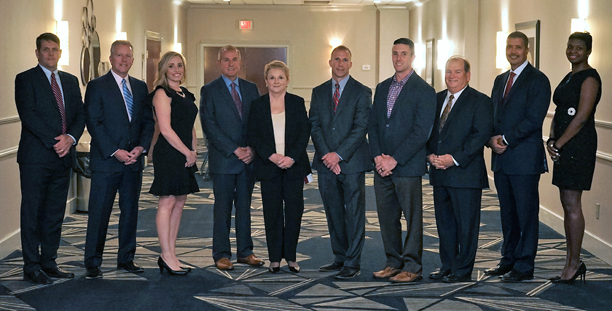 Photo of Chesterfield Education Foundation board members